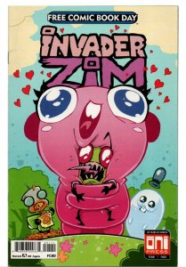 FREE COMIC BOOK DAY 2018: INVADER ZIM: FLOOPSY BLOOPS SHMOOPSY #1 (2018)