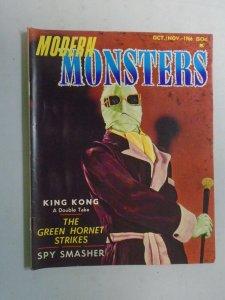 Modern Monsters #4 3.5 VG- (1966 Premium Sales)