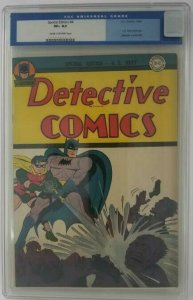1944 DC ~ Detective Comics #97 ~ CGC 8.5 (VF+), Special Edition #4 ~ U.S. Navy