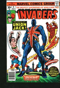 The Invaders #8 (1976)