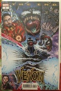 Venom: The End #1 (2020) NM WARREN VARIANT