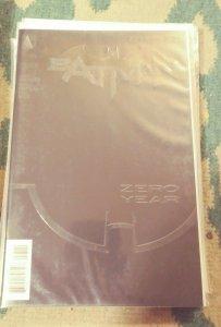batman VOL 2 # 25  2013 dc new 52 SNYDER/ CAPULLO ZERO YEAR black cover variant
