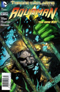 Aquaman (7th Series) #17 (Newsstand) FN; DC | save on shipping - details inside