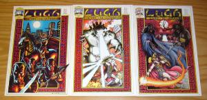 Lugh, Lord of Light #1-3 VF/NM complete series - flagship comics - fantasy 2 set