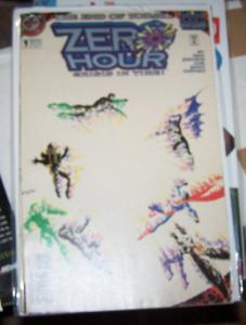 Zero Hour: Crisis in Time #1 (Sep 1994, DC)