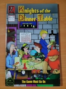 Knights of the Dinner Table #39 ~ NEAR MINT NM ~ 2000 Kenzer and Company Comics