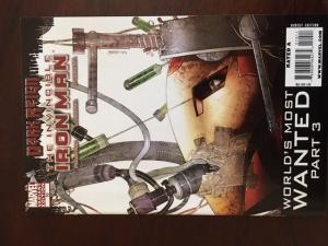INVINCIBLE IRON MAN #10 VARIANT NM 1ST PEPPER POTTS - RESCUE ARMOR - AVENGERS