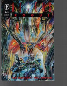 Aliens: Rogue #2 (Dark Horse, 1993)