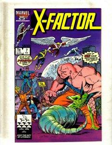 Lot of 10 X-Factor Marvel Comic Books #7 8 9 10 11 12 13 14 15 16 SB1