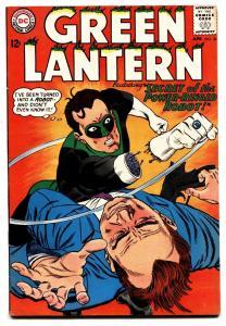 GREEN LANTERN #36 comic book-ROBOT ISSUE-1965-DC FN