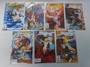Worlds' Finest lot 7 from #16-26 NM Signed by Paul Levitz (2013-14 3rd Series)