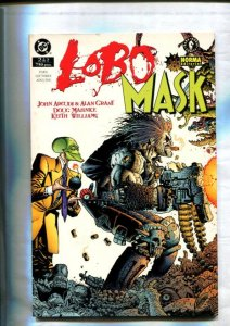 Lobo Mask numero 2