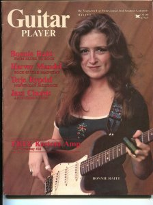 Guitar Player 5/1977-Bonnie Raitt-Harvey Mandel-Terje Rypdal-FN