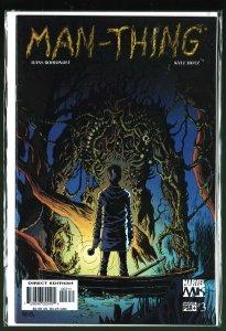 Man-Thing #3 (2004)