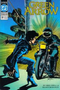 Green Arrow (1988 series) #52, NM (Stock photo)