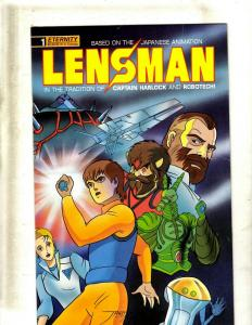 11 Comics Lensman 1-3 Collectors 1 Ellis 1 Liberty 1 2 Lilith 1 L Run 1 2 3 JF20