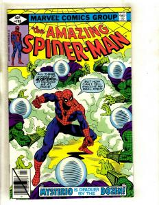 Lot Of 5 Amazing Spider-Man Marvel Comic Books # 198 199 200 201 202 Goblin GK5
