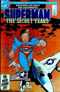 Superman: The Secret Years #1 (1985)