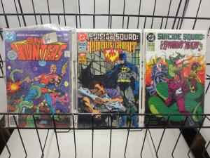 DC Superhero SWB Lot 170+ diff Batman Green Arrow Suicide Squad Storyline Sets!