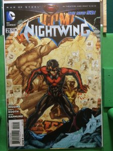 Nightwing #21 The New 52