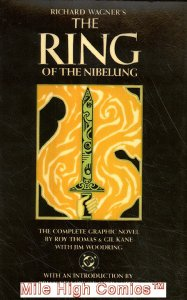 RING OF THE NIBELUNG TPB (1991 Series) #1 Near Mint