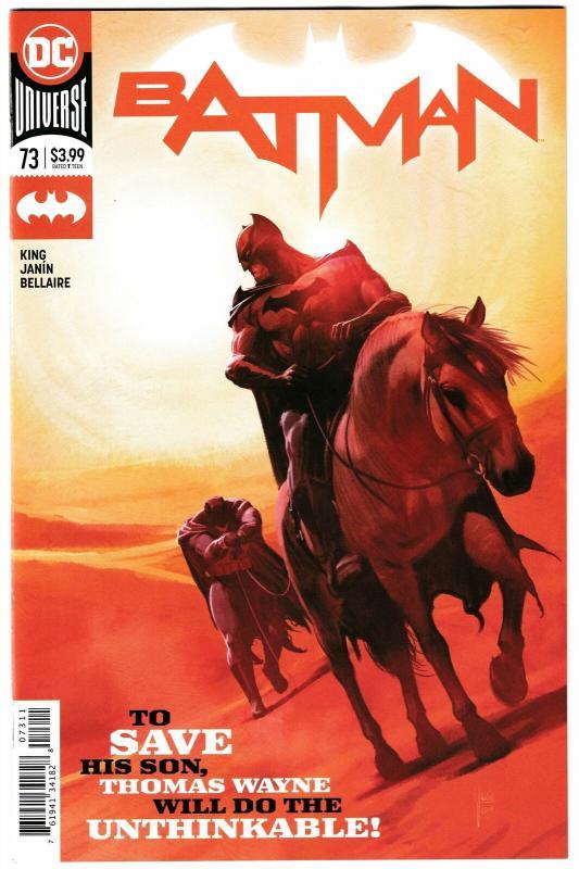 Batman #73 Main Cvr (DC, 2019) NM