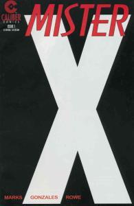Mister X (Vol. 3) #1 FN; Caliber | save on shipping - details inside