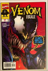 Venom finale #1 6.0 FN (1998)