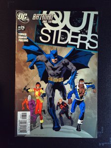 Outsiders #26 (2005)