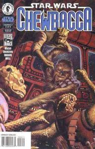 Star Wars: Chewbacca #2 VF/NM; Dark Horse | save on shipping - details inside