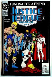 Justice League America #70 (1993)