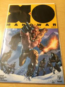 X-O Manowar:Soldier #3