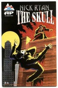 Nick Ryan the Skull #2 1995- El Gato Negro Recaptures the Alamo