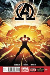 New Avengers (2013 series) #21, NM + (Stock photo)