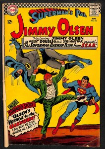 Superman's Pal, Jimmy Olsen #92 (1966)