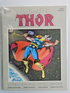 Thor I, Whom the Gods Would Destroy #1  A - GN - see pics - 8.5 - 1987