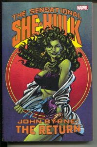 Sensational She-Hulk By John Byrne: The Return-2016-PB-VG/FN
