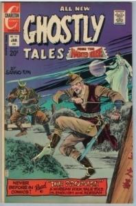 Ghostly Tales 101 Jan 1973 FI+ (6.5)