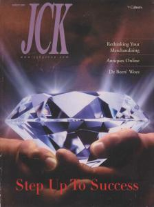 JCK: Jewelers' Circular Keystone (vol. 172) #8 FN; Cahners | save on shipping -