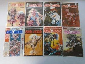 Deadworld run #1-23 6.0 FN (1986-91 1st Series Arrow/Caliber)