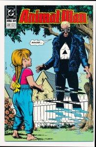 Animal Man (1988) #22 NM