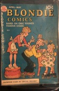 Blondie Comics