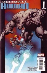 Ultimate Human #1 FN; Marvel   save on shipping - details inside