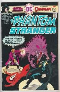 Phantom Stranger, The #39 (Nov-75) FN/VF Mid-High-Grade The Phantom Stranger