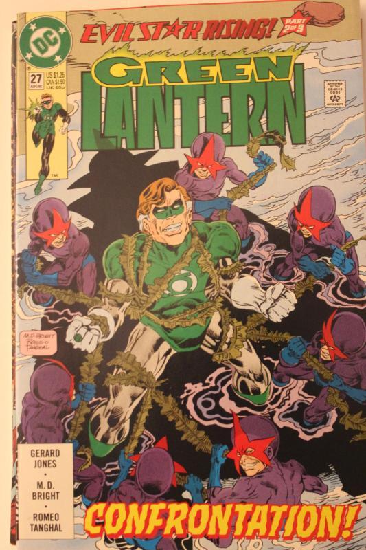 Green Lantern 27 NM