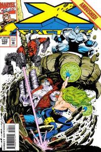 X-Factor (1986 series) #102, NM- (Stock photo)