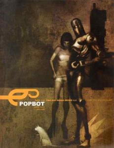 Popbot #1 VF/NM; IDW | save on shipping - details inside