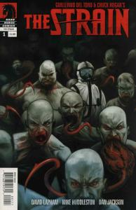 Strain, The #1 VF/NM; Dark Horse | save on shipping - details inside