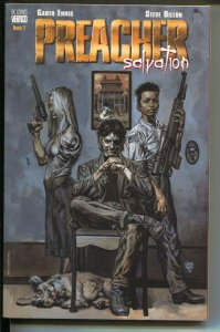 Preacher: Salvation-Garth Ennis-Vol 7-1999-PB-VG/FN