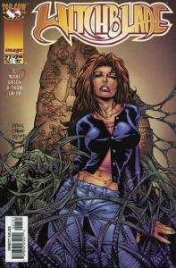 Witchblade #27 VF/NM; Image | save on shipping - details inside